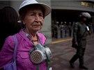 Po krátkém klidu Venezuela opět vře. V úterý byl zatřen opoziční vůdce Leopoldo