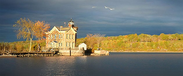 Saugerties Lighthouse, New York, USA
