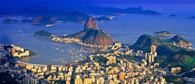 Rio de Janeiro - Gale�o International Airport, Brazílie