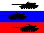 Výbušné téma: ruské tanky v Čečensku