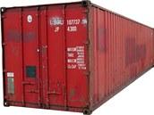 Standardizovaný přepravní kontejner
