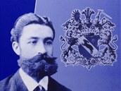 Přebal knihy Jiří Haas - Porcelánový baron.