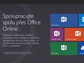 Nové Office Online nabízí výrazně odlehčenou verzi kancelářského balíku Office,...