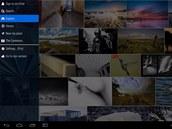 Aplikace Inflikr je zajímavou alternativou originální aplikace serveru Flickr