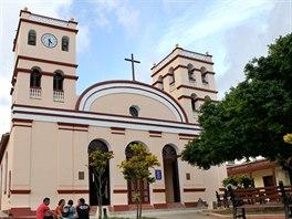 Katedrála vBaracoa