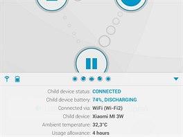 Baby Monitor prom�n� va�e p�enosn� za��zen� s Androidem v d�tskou ch�vi�ku.
