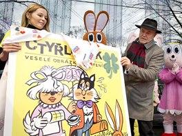 Autor �ty�l�stku Jaroslav N�me�ek slavil na Letn� sedmdes�tiny. Jeho sv��enci