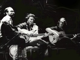 Al di Meola, John McLaughlin a Paco de Lucía v 80. letech koncertují v Barceloně