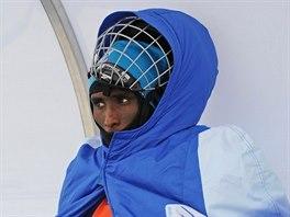 V Irkutsku byla Somálcům zima...