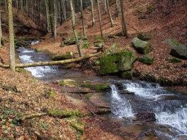 Stolínské vodopády