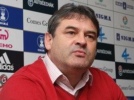 Ladislav Minář, sportovní ředitel fotbalové Sigmy Olomouc.