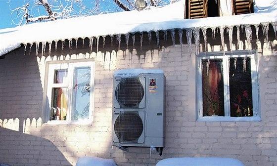 Tepelná čerpadla Zubadan Inverter od výrobce Mitsubishi Electric šetří nejen...