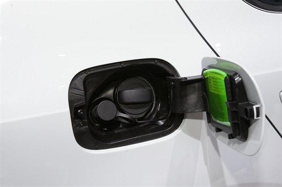�koda Octavia G-TEC jezd� na zemn� plyn