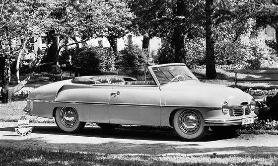 Jediný kabriolet postavený na podvozku Tatraplanu vznikl v roce 1949 v bývalé  Sodomkově karosárně ve Vysokém Mýtě.