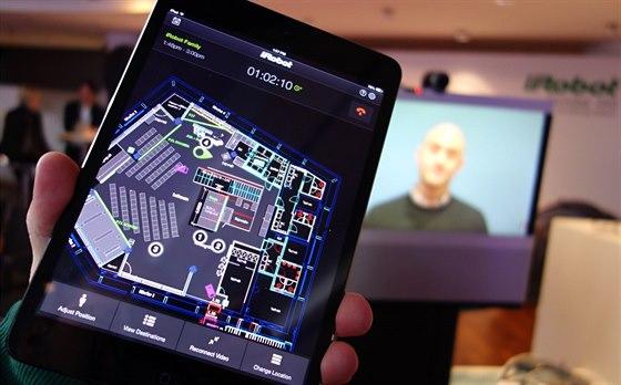 ovládací aplikace AVA-500
