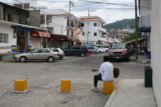 V Mexiku platí příjemné pravidlo: co můžeš udělat zítra, není třeba dělat dnes.