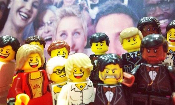 Selfie fotka z Oscar� 2014 podle Lega
