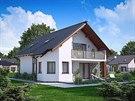 Ekonomické stavby nabízejí desetiletou záruku na dům
