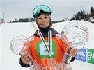 Šárka Pančochová si v Kreischbergu zajistila celkové vítězství ve Světovém