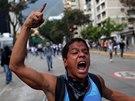 Venezuela si připomíná první výročí smrti prezidenta Huga Cháveze, v ulicích