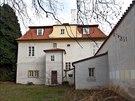 Werichova vila na pra�sk� Kamp�