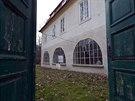 Werichova vila na pra�sk� Kamp� �ek� na d�kladnou rekonstrukci