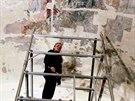 Při restaurování nalezli v brněnském Místodržitelském paláci fresku, která svým...