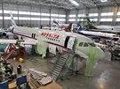 Zakázek má v současnosti společnost Job Air Technics i díky smlouvě s ruským...
