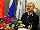 Šéf ruských železnic Vladimir Jakunin