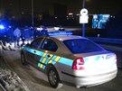 Pronásledování ve vysoké rychlosti skončilo až nehodou v ulici Chodovská.