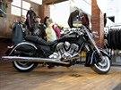 Výstava Motocykl 2014