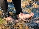 Odpočinek na trávě