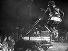 Kapela Dolls In The Factory hraje v Táboře v rámci Kryštof Ostravar Tour (1....
