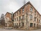 Bývalá Schindlerova továrna v Brněnci