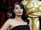 Margot Robbie na Oscarech nikdo nepoznal. Z blondýnky je bruneta.
