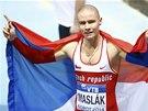 Atlet Pavel Maslák.
