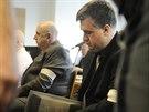 Jiřího Vaculu (vlevo) a Tomáše Křepelu považuje obžaloba za jedny z hlavních...