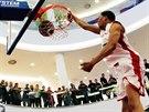 Pardubice hostily o víkendu basketbalové česko-polské hry. V Afi paláci se...