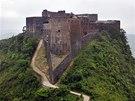 Letecký pohled na Citadelle de la Ferriére