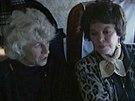 Olga Havlová a Shirley Temple Blacková