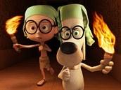 z filmu Dobrodružství pana Peabodyho a Shermana