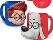 Hrnečky Peabody a Sherman