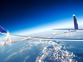 Drony Solara vydr�� ve vzduchu a� p�t let a mohou se pohybovat do v�ek kolem...