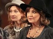 Zlata Adamovská v seriálu Vyprávěj (2009)