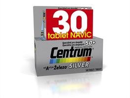 Vitamín Centrum AZ - Silver 50+
