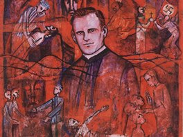 Richard Henkes v Dachau pomáhal spoluvězňům, dokonce se dobrovolně přihlásil na...
