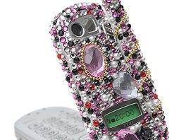 Ozdoben� mobiln� telefon Design: Moeko Ishida, Deco Loco, 2009 � Werkbundarchiv