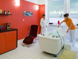 Wellness - koupele
