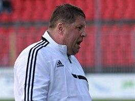 Petr Čuhel, trenér Příbrami
