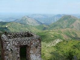Výhled od Citadelle de la Ferriére